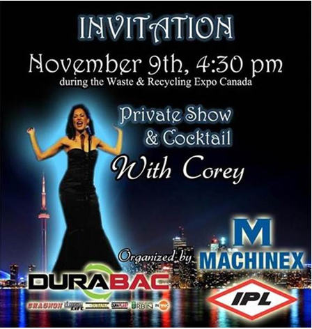 Invitation Private Cocktail IPL